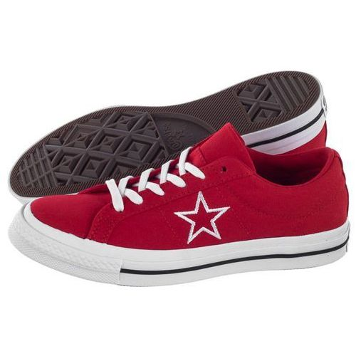 Buty Converse One Star OX Enamel Red/White/White 163378C (CO363-c), 163378C