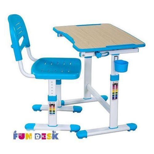 Ergonomiczne krzesło i biurko dziecięce piccolino ii marki Fun desk