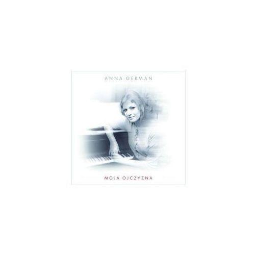 Anna german - moja ojczyzna cd marki German anna