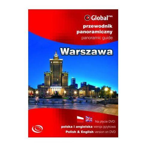 Przewodnik Panoramiczny Warszawa (Płyta DVD) (2008)