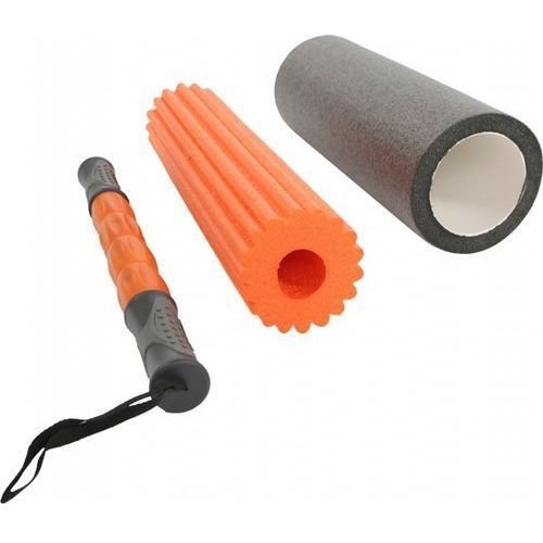 Roller mambo max 3 w 1 foam, roller 3-częściowy moves - 04-050301 marki Msd