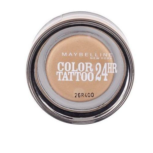 Maybelline przedłużone koloru cieni do powiek tatuażu 24godz 4 g (cień 05 eternal gold)