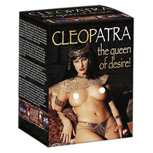 Dmuchana Lalka Czarnowłosa Cleaopatra 3 Otwory Wibracje | 100% DYSKRECJI | BEZPIECZNE ZAKUPY
