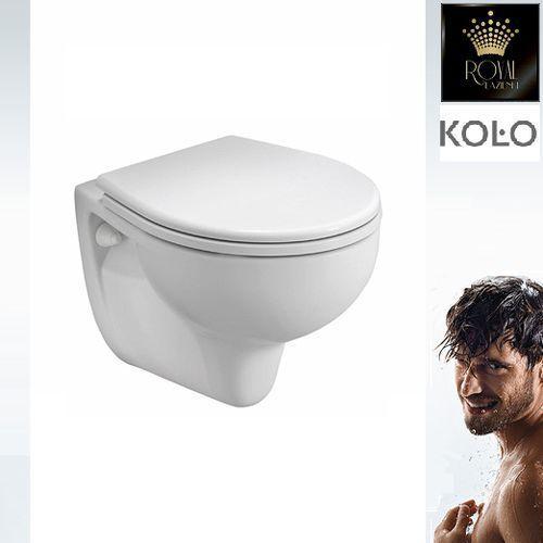 Miska ustępowa REKORD wisząca KOŁO K93100 (miska i kompakt WC)