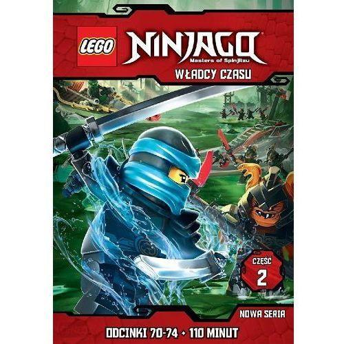 Film lego® ninjago: władcy czasu (część 2) marki Galapagos