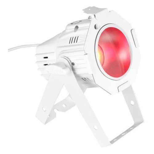 studio mini par cob 30w wh - reflektor par cob led rgb 30w w białej obudowie marki Cameo