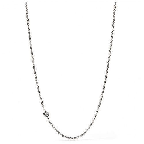 Biżuteria Fossil - Naszyjnik JF01883040 - SALE -30%