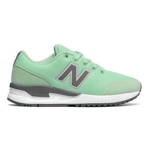 Buty New Balance KL005SGY, kolor zielony