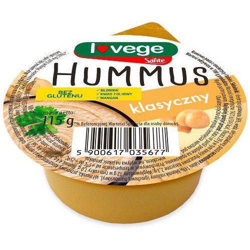 Sante Hummus klasyczny 115g - (5900617035677)