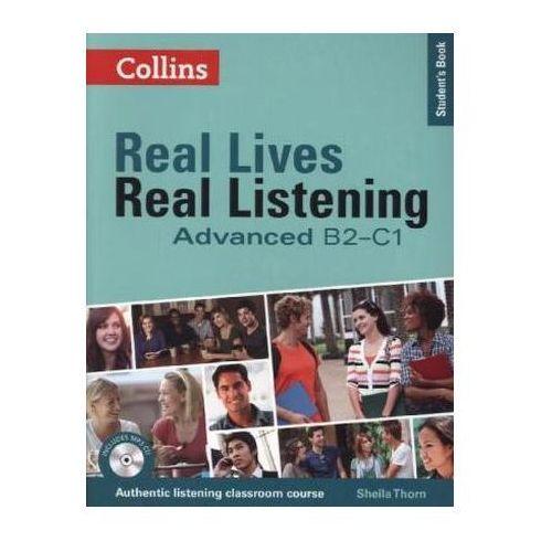 Real Lives Real Listening Advanced. Podręcznik, oprawa miękka