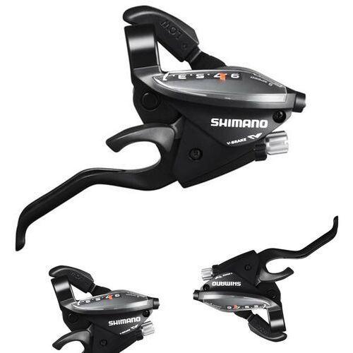 Dźwignie zespolone st-ef510 altus - 3x9 czarne marki Shimano