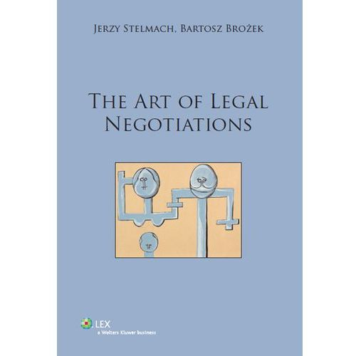The art of legal negotiations, oprawa twarda