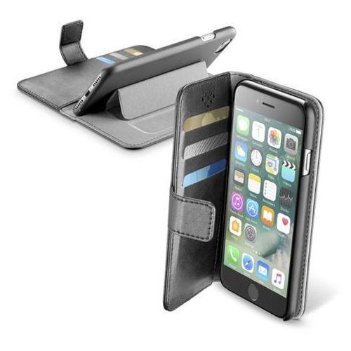 Etui CELLULAR LINE do iPhone 7 Czarny, kolor czarny