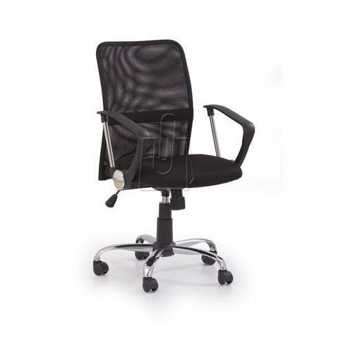 Halmar Fotel pracowniczy tony czarny - gwarancja bezpiecznych zakupów - wysyłka 24h (2010000177907)