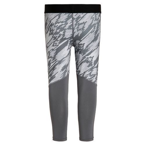 Nike Performance PRO DRY Legginsy pure platinum/cool grey/black/vivid pink od Zalando.pl