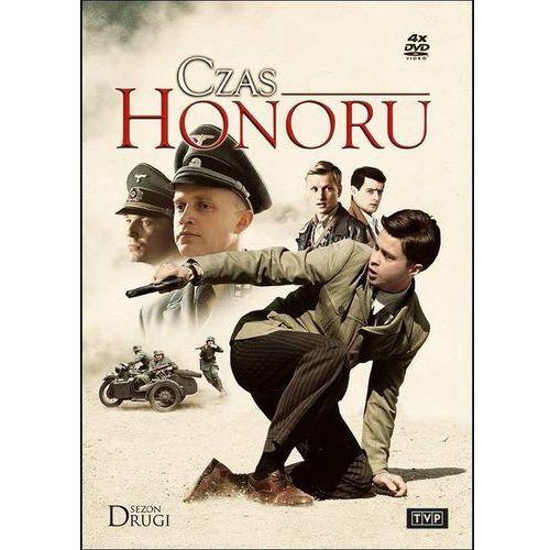 Telewizja polska s.a. Czas honoru (sezon 2, 4 dvd) (5902600066330)