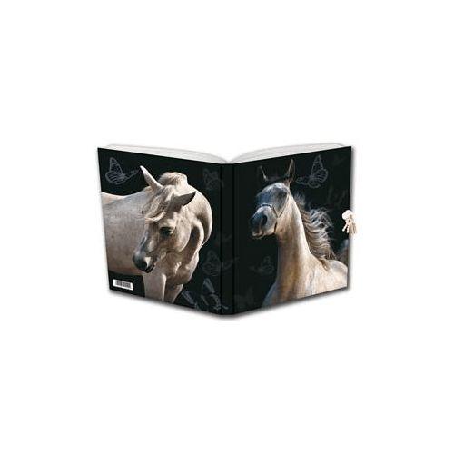 Pamiętnik na kłódkę Konie - produkt z kategorii- pamiętniki