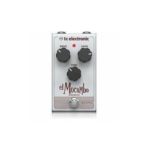 Tc electronic el mocambo overdrive - efekt gitarowy (4033653015202)