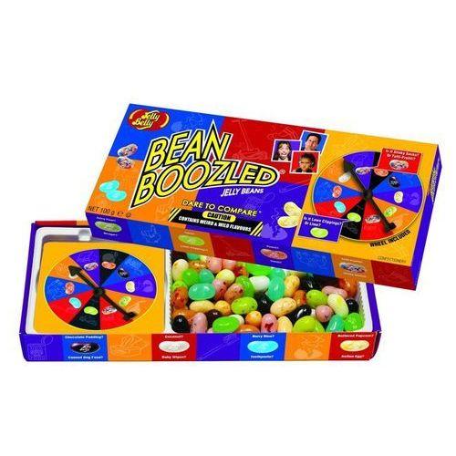 bean boozled spinner - fasolki wszystkich smaków 100g marki Jelly belly