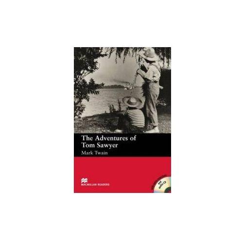 Macmillan Readers, Beginner: The Adventures Tom Sawyer + CD Audio (9781405076081)