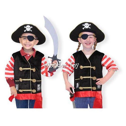 Strój Przebranie Kostium Pirat Melissa and Doug oferta ze sklepu wonder-toy.com