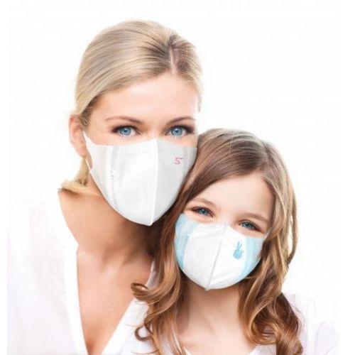 Respilon czechy Maska ochronna respimask przeciwwirusowa, antysmogowa