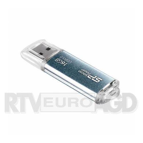 marvel m01 16gb usb3.0 aluminium/led darmowa dostawa do 400 salonów !!, marki Silicon power