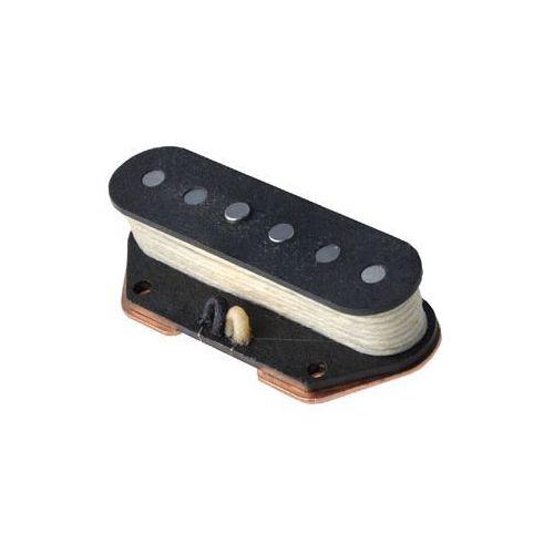 nvt single coil, vintage style tele bridge alnico v pickup - black przetwornik do gitary marki Nordstrand
