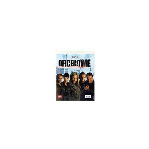 Tvp s.a. Oficerowie 1. film hd dvd (5902600064855)