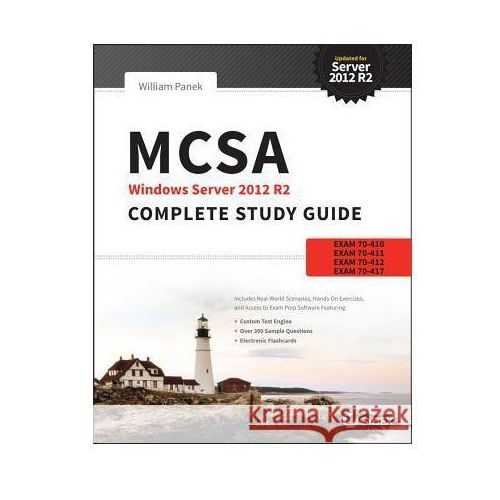 MCSA Windows Server 2012 R2 Complete Study Guide (9781118859919)