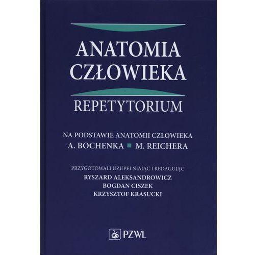 Anatomia człowieka Repetytorium, PZWL