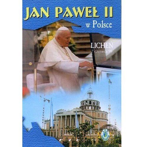 Jan paweł ii w polsce 1999 r - licheń - dvd marki Fundacja lux veritatis
