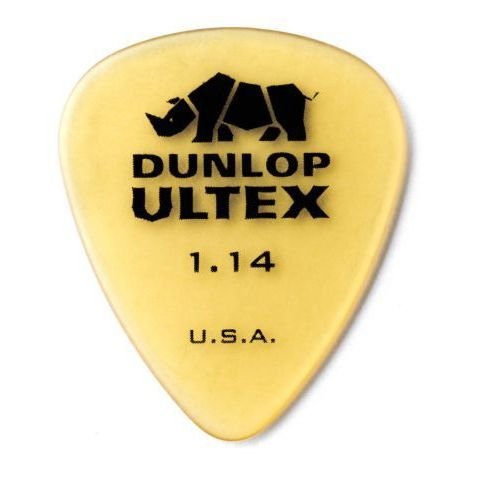 Dunlop 421R Ultex kostka gitarowa 1.14mm