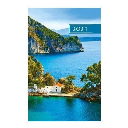 Terminarz 2021 standard b6 góry i woda marki Edycja świętego pawła