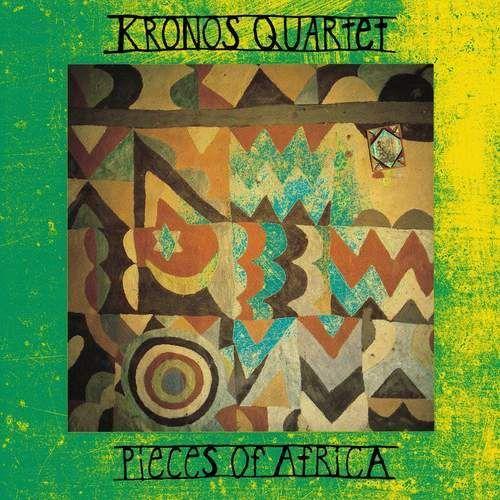 AFRICA - Kronos Quartett (Płyta CD) (0075597927528)