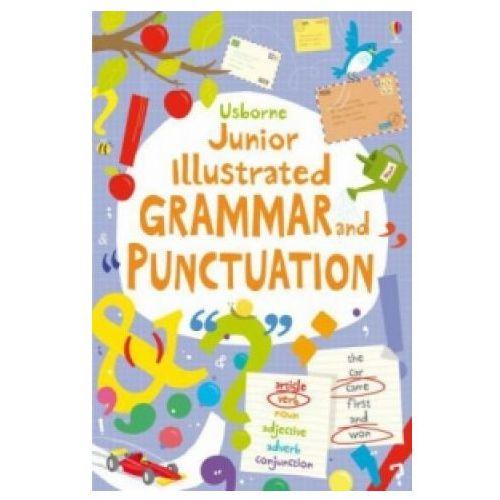 Junior Illustrated Grammar and Punctuation (9781409564942)