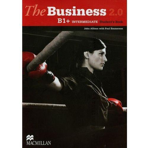 The business B1+ intermediate Student's book 2.0 (159 str.)
