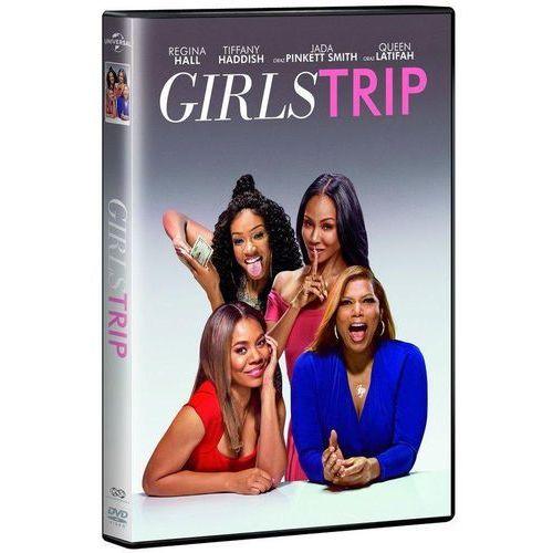 Girls trip (dvd) - . darmowa dostawa do kiosku ruchu od 24,99zł marki Filmostrada