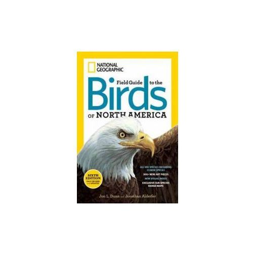 National Geographic Field Guide to Birds of North America (9781426208287)
