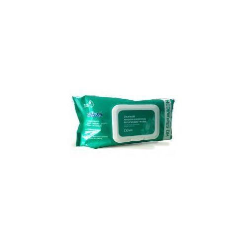 Mediwipes DM FlowPac - bezalkoholowe chusteczki do dezynfekcji powierzchni 100szt