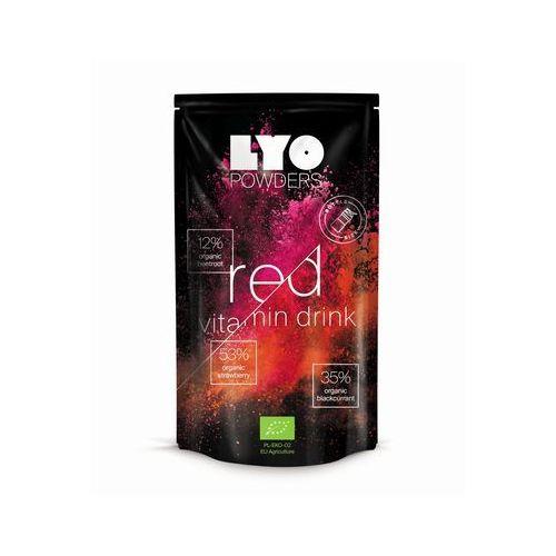 Lyo food Bio red vitamin drink 51 g lyofood