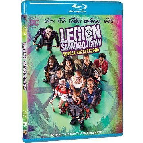 Legion Samobójców (Blu-ray) - David Ayer DARMOWA DOSTAWA KIOSK RUCHU (7321999343781)