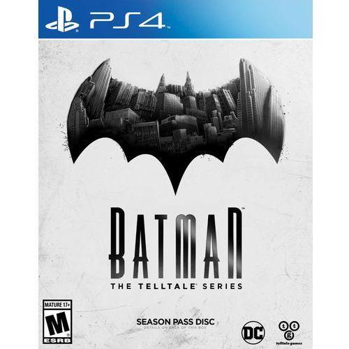 Batman The Telltale Series (PS4)