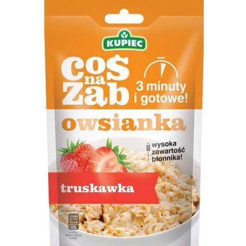 Kupiec Owsianka truskawka 50 g