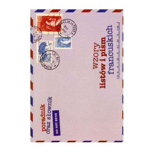 Wzory listów i pism francuskich (9788361165255)
