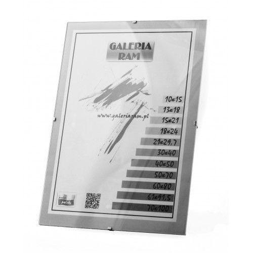 Antyrama 70x100 plexi made in POLSKA -10 szt pakiet - sprawdź w Aluramy.pl