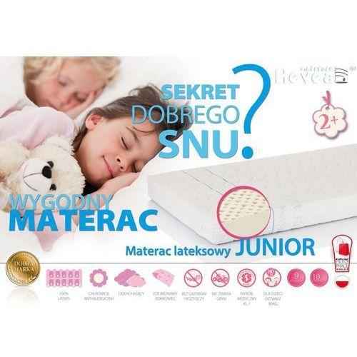 Hevea Materac lateksowy junior 165x80 sklep firmowy hevea w krakowie - rabaty i gratisy sprawdź