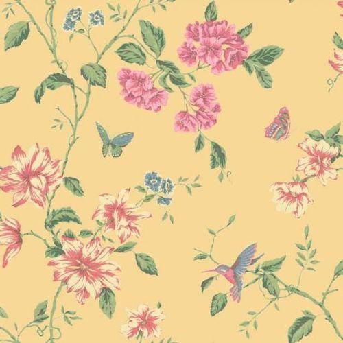 Tapeta ścienna English Florals G34304 Galerie Bezpłatna wysyłka kurierem od 300 zł! Darmowy odbiór osobisty w Krakowie.