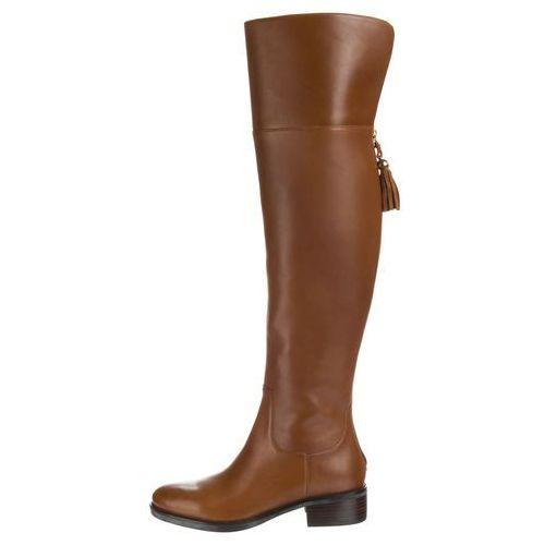 Polo ralph lauren Lauren ralph lauren muszkieterki deep saddle tan