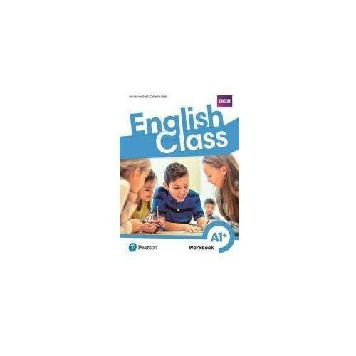 English Class A1+ WB PEARSON - Jennifer Heath, Catherine Bright (9788378825487)
